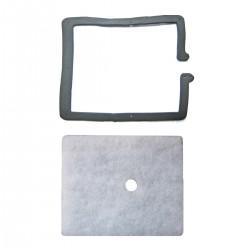 Vzduchový filter (L) s tesnením