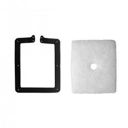Vzduchový filter (S) s tesnením
